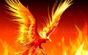 The Phoenix Must Rise